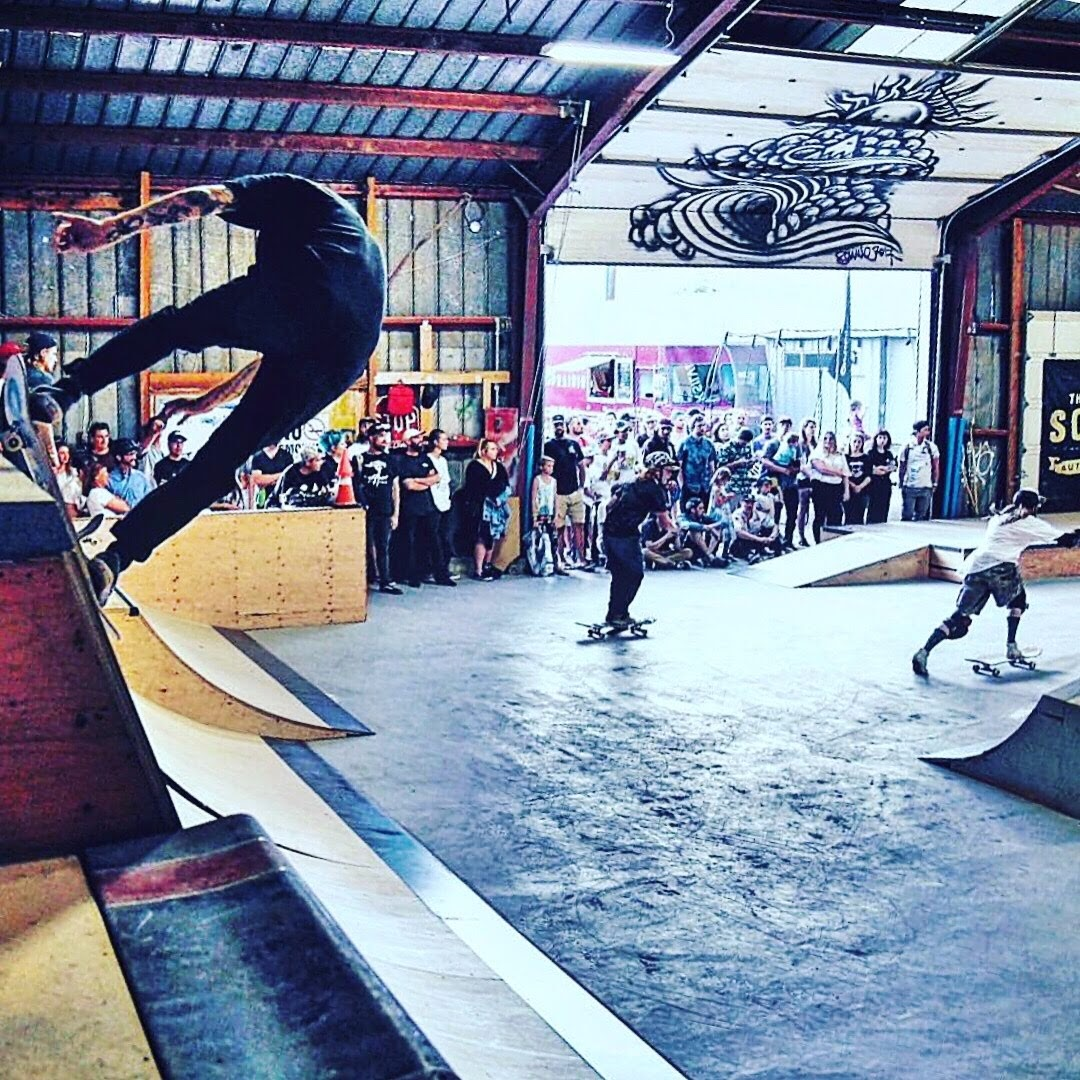 The Compound YYC - Train | Skate | Create - The Compound YYC